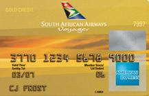 SAA Voyager credit card (gold)