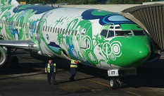 A Kulula airliner