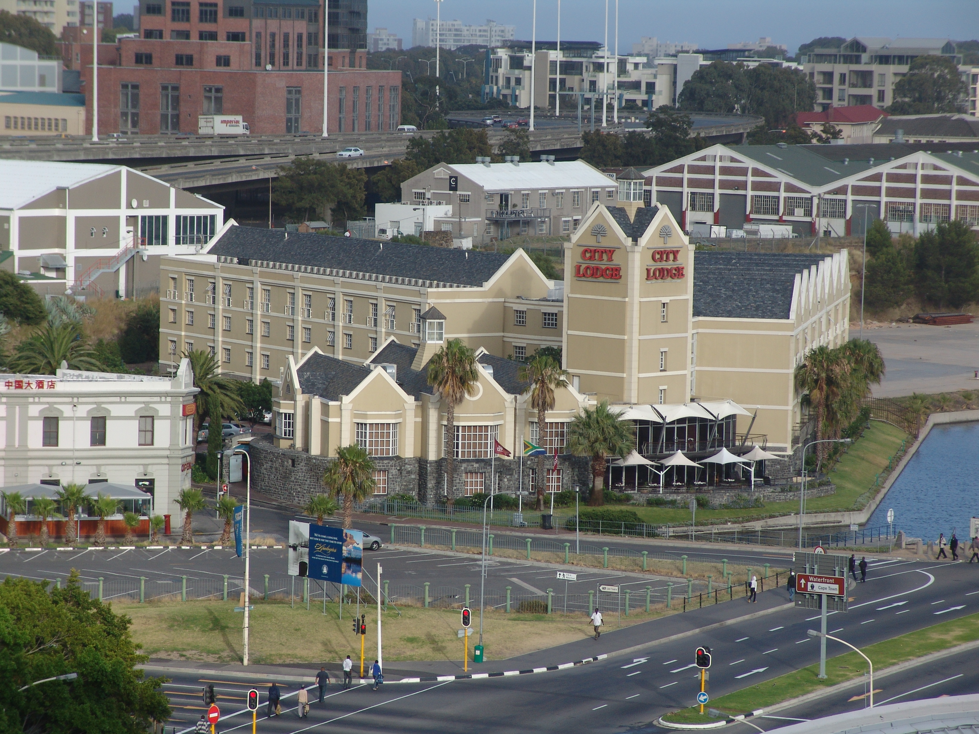 City Lodge Hotel Victoria And Alfred Waterfront Cape Town