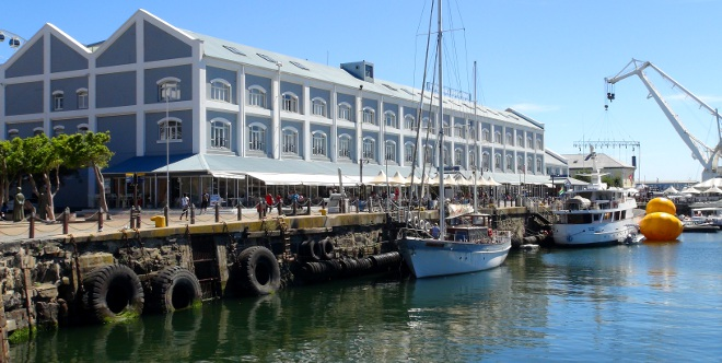 Alfred Mall at the V&A Waterfront
