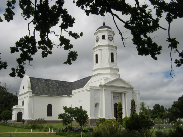NG Kerk/Moederkerg in George