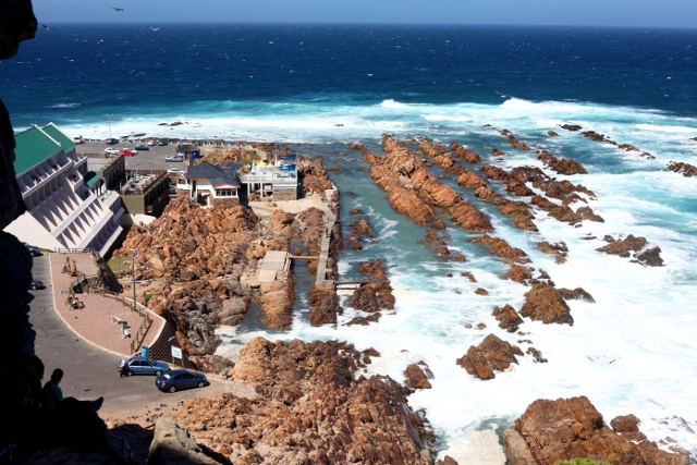 The Point Hotel in Mossel Bay