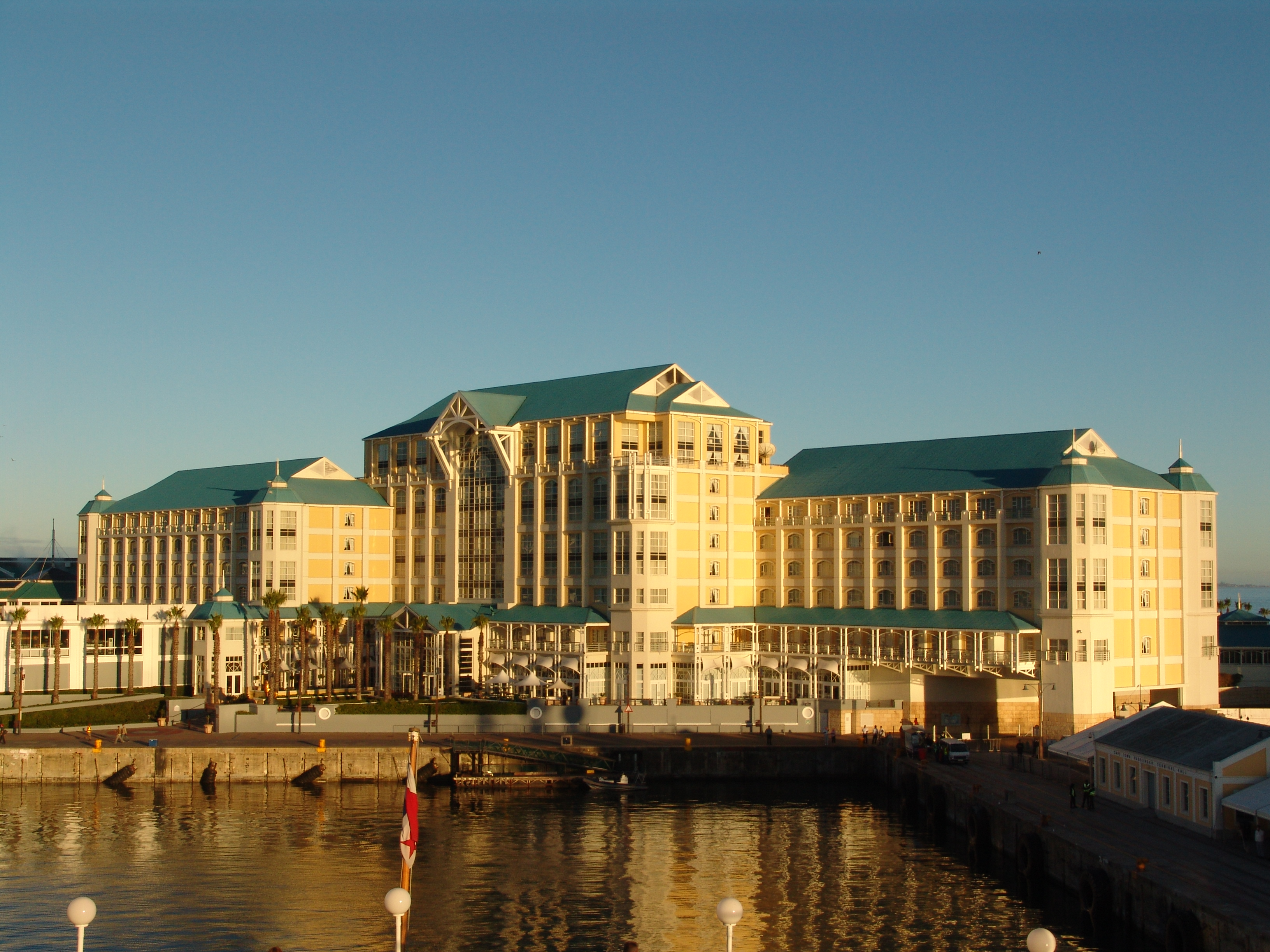 The Table Bay Hotel In Cape Town S V A Waterfront