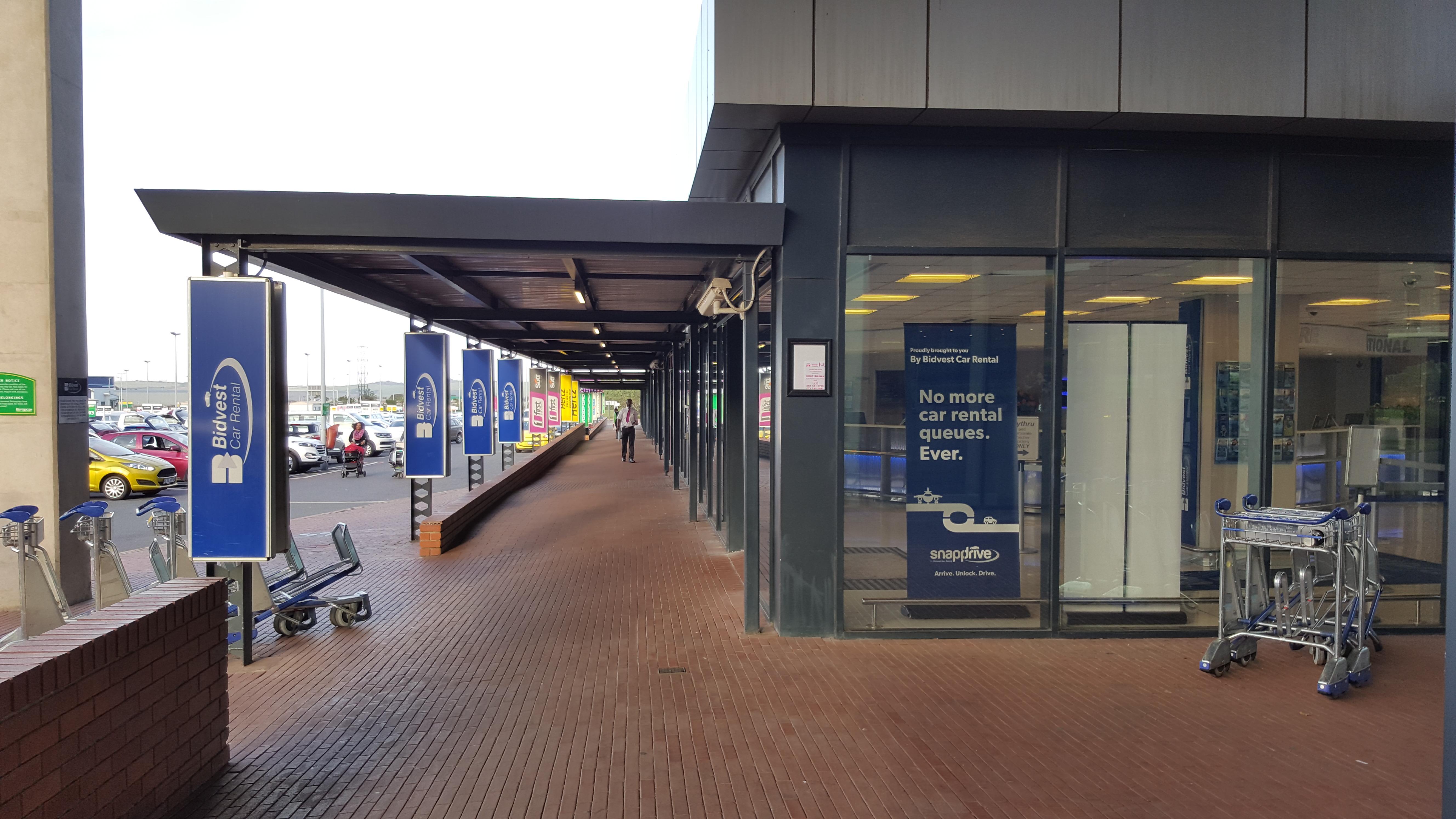 Avis Car Hire At Belfast City Airport