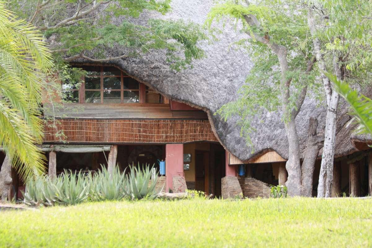 Chilo Gorge Safari Lodge in Zimbabwe