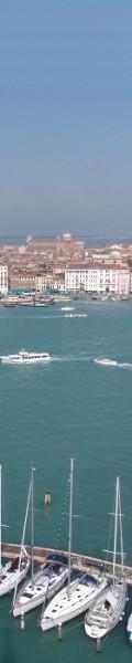 Venice's harbour