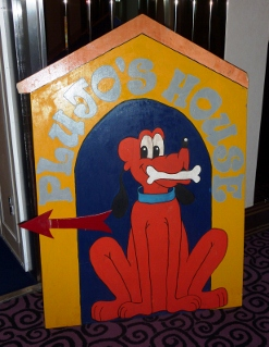 Pluto's Playhouse onboard the MSC Melody