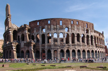 Colosseum, Rome - day trip from Civitavecchia