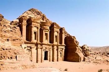 Petra near Aqaba, Jordan
