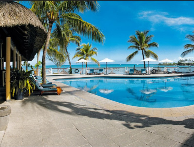 Merville Beach, Mauritius
