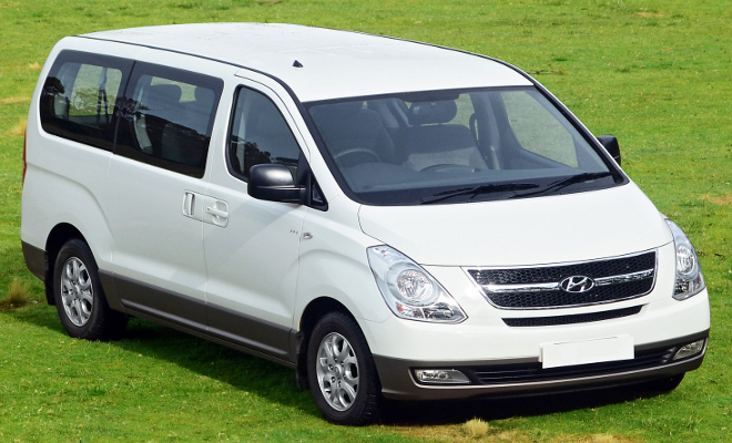 Cheap minibus hire in South Africa