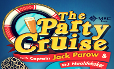 The Party Cruise from Durban with Jack Parow