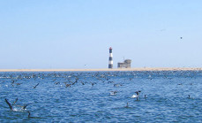 Walvis Bay lighthouse