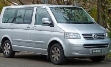 Silver Toyota Quantum