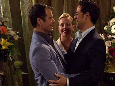 First Gay Marriage on a TV soap opera