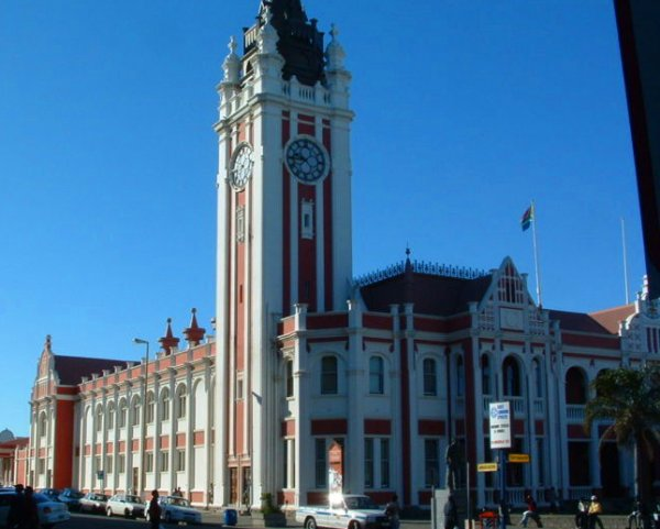 East London Town Hall in South Africa