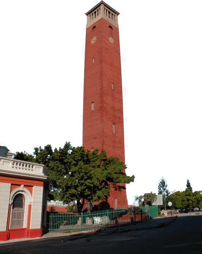 Campanile tower in Port Elizabeth