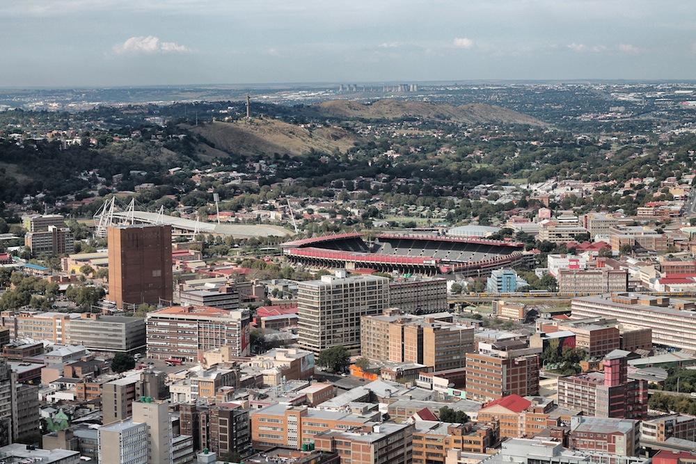 Ellis Park in Johannesburg