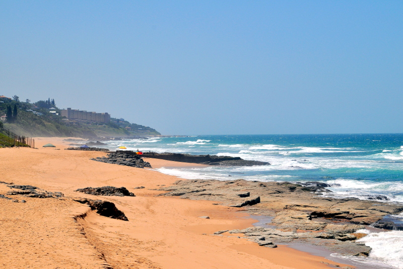 Salt Rock Near Durban South Africa