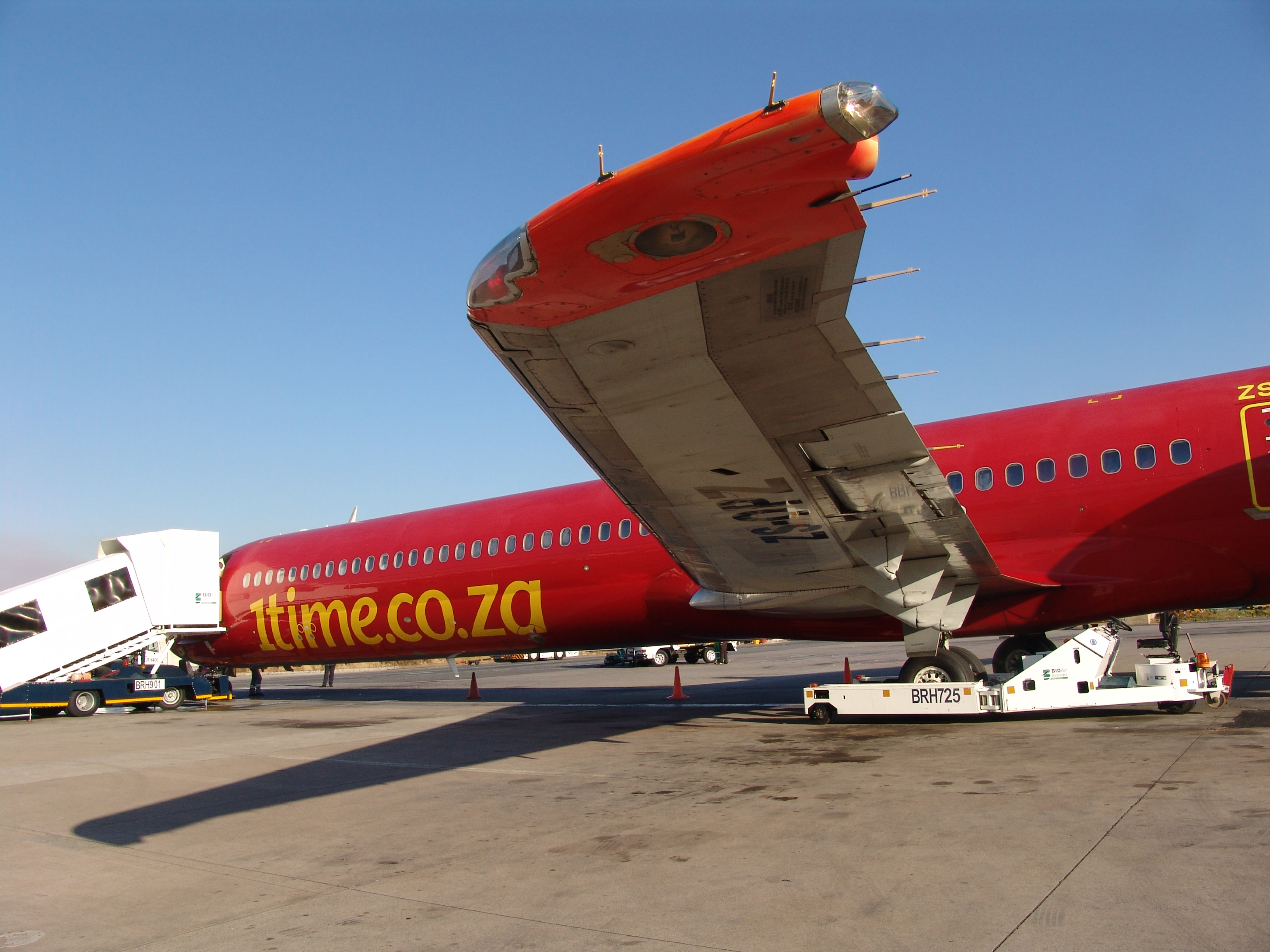 1Time Airlines Flights In South Africa  1TM