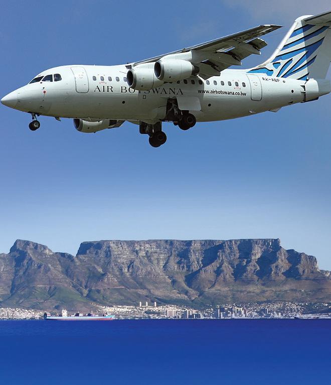 Book Air Botswana Flights