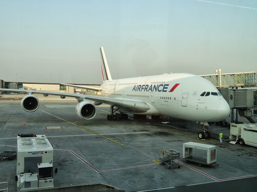 air france paris to johannesburg muslim heritage