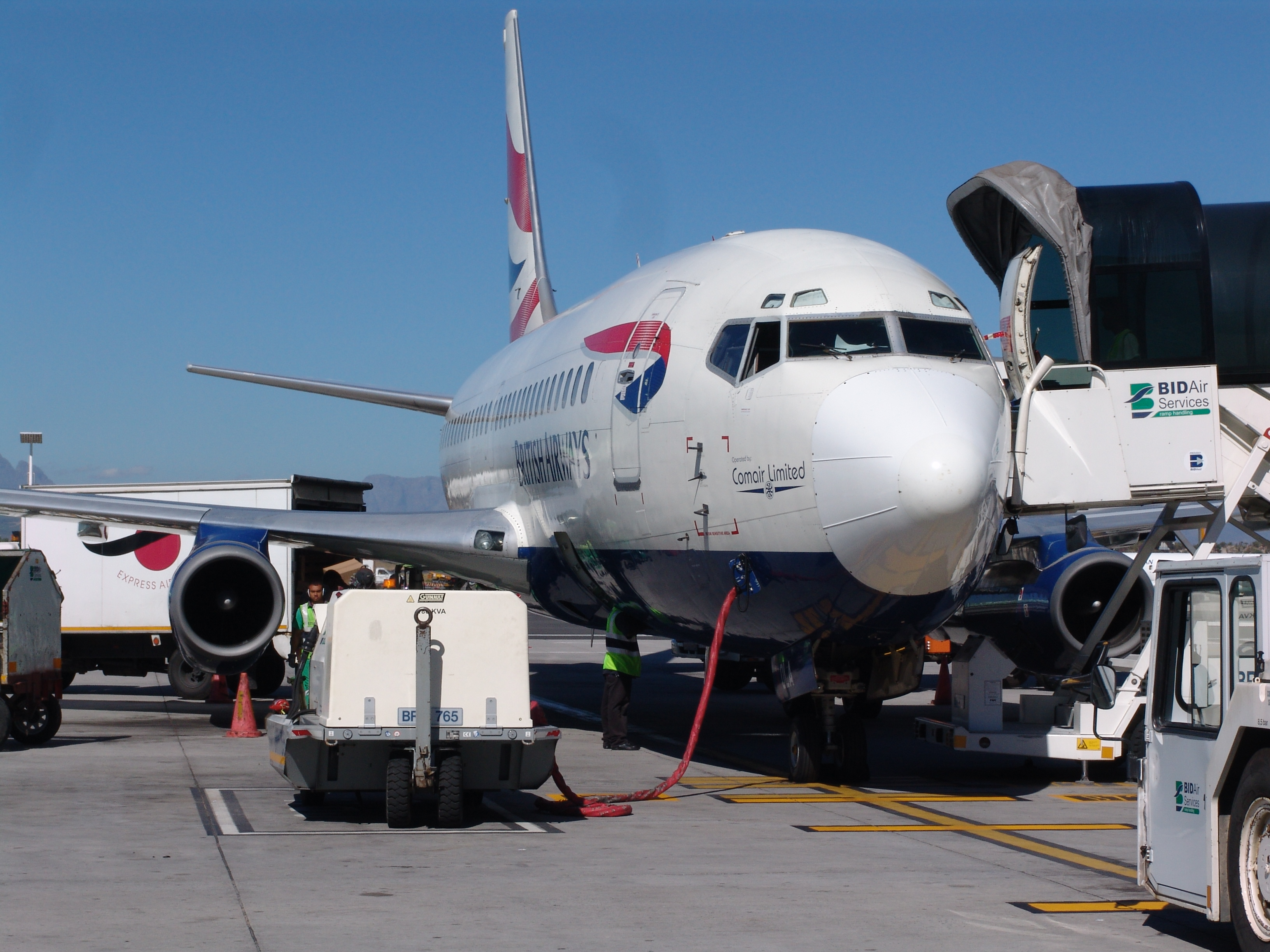 British Airways Durban To Cape Town