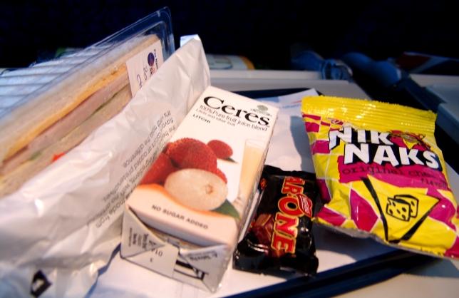 British Airways Durban to Cape Town