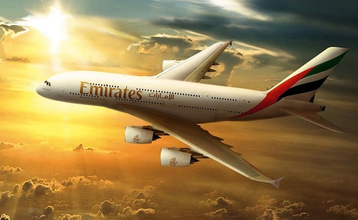 Image result for emirates flight