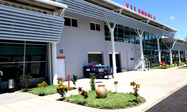 Vilankulo Airport in Mozambique