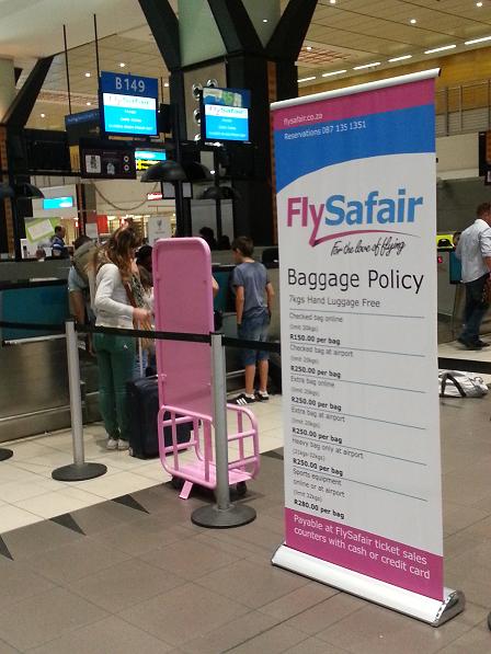 Flysafair Flights To Johannesburg Jnb