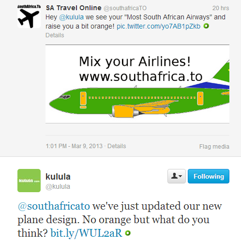 Kulula Humour Funniest Airline In The World