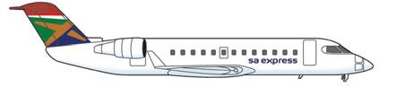 Bombardier Canada Regional Jet 200