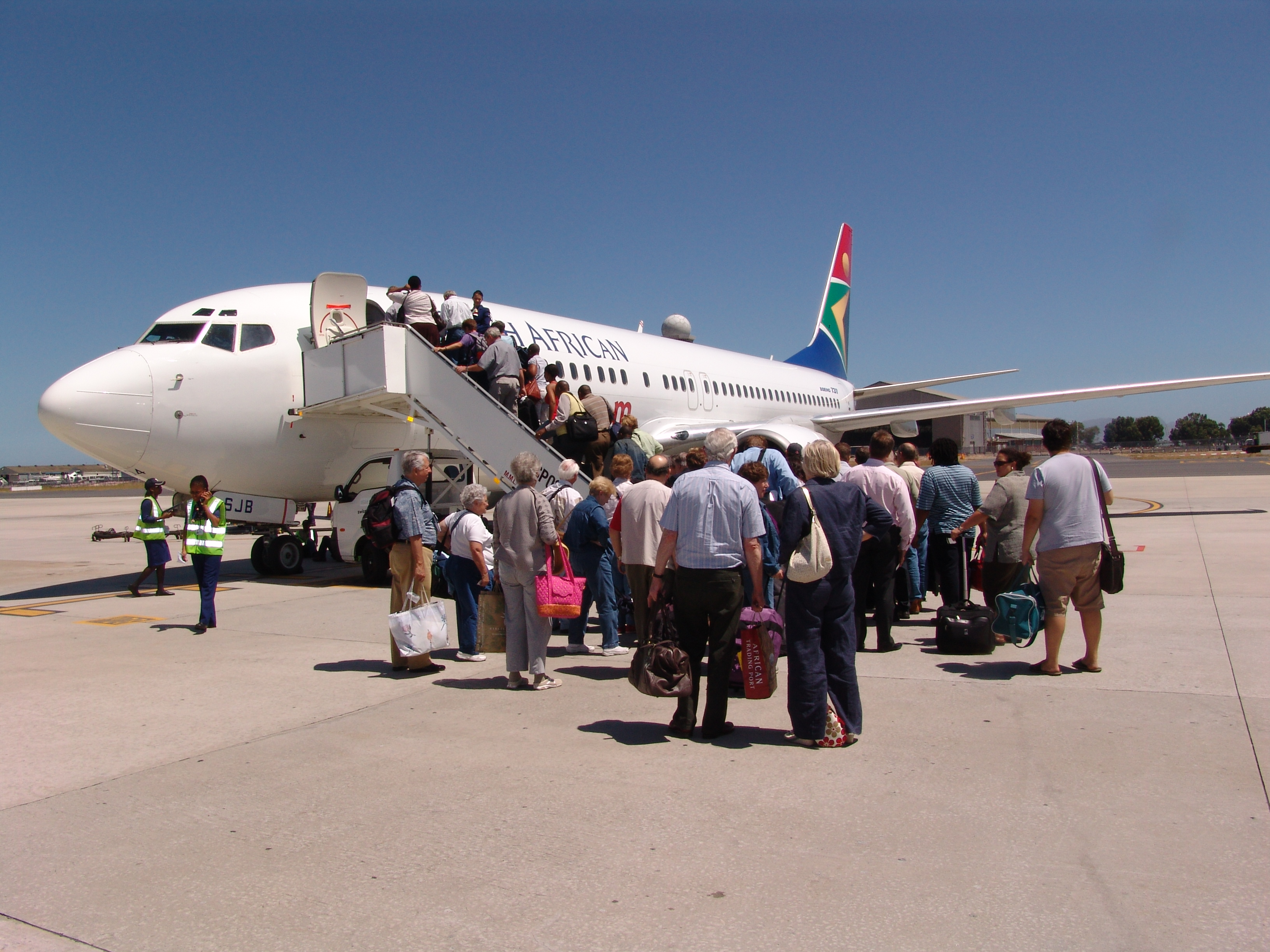 South African Airways Flights To Port Elizabeth Sa To Pe