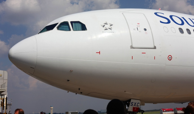 South african airways business class london to johannesburg reviews