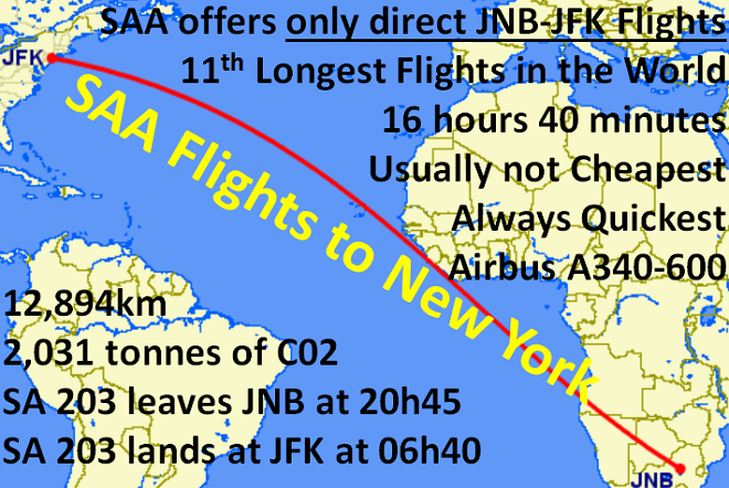 To bna flights new york from