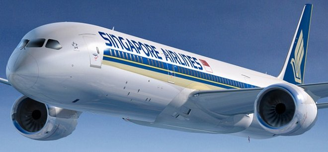 Book Singapore Airlines Flights JNB & CPT 2018