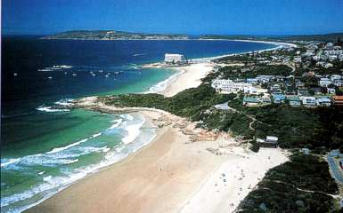 Flights Johannesburg to Plettenberg Bay