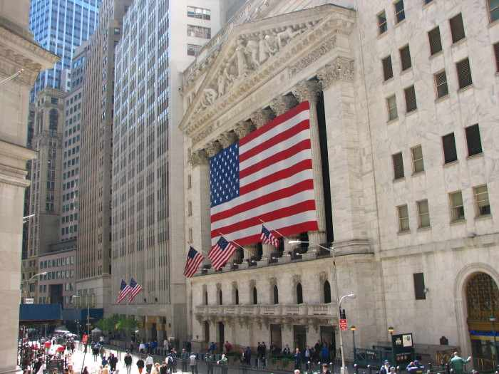 New York Stock Exchange Manhattan