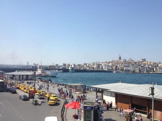 Bosphorus in Istanbul
