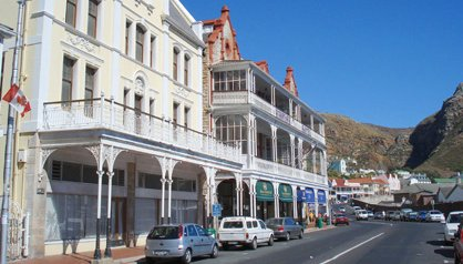 Simonstown main road