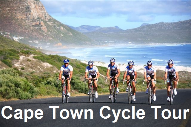 Travel to Cape Town Cycle Tour
