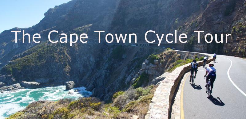 Cape Town Cycle Tour Flights & Bike Transport