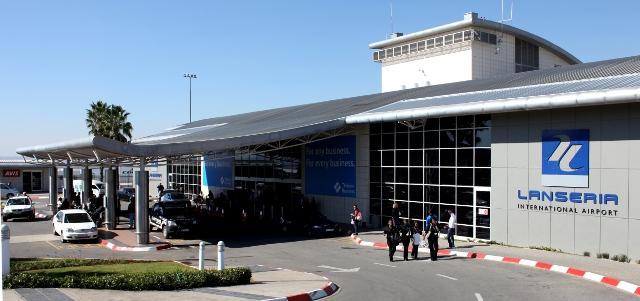 Lanseria Airport in Johannesburg