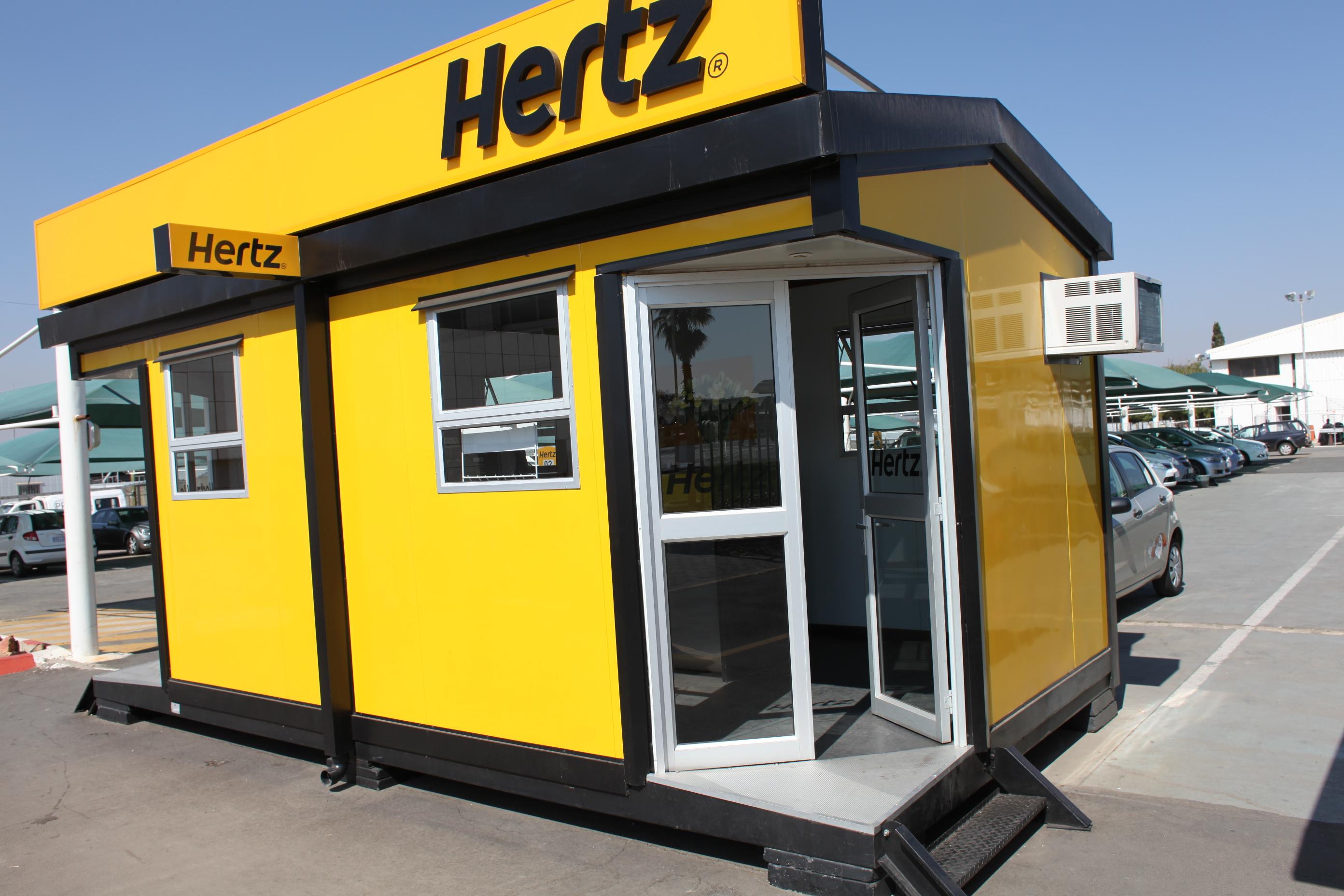 Hertz Car Rental Lanseria Airport
