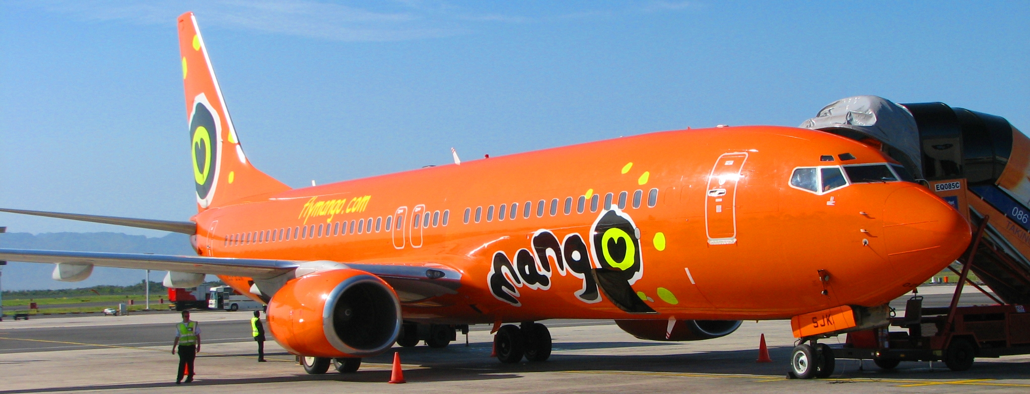 Mango From Cape Town To Johannesburg