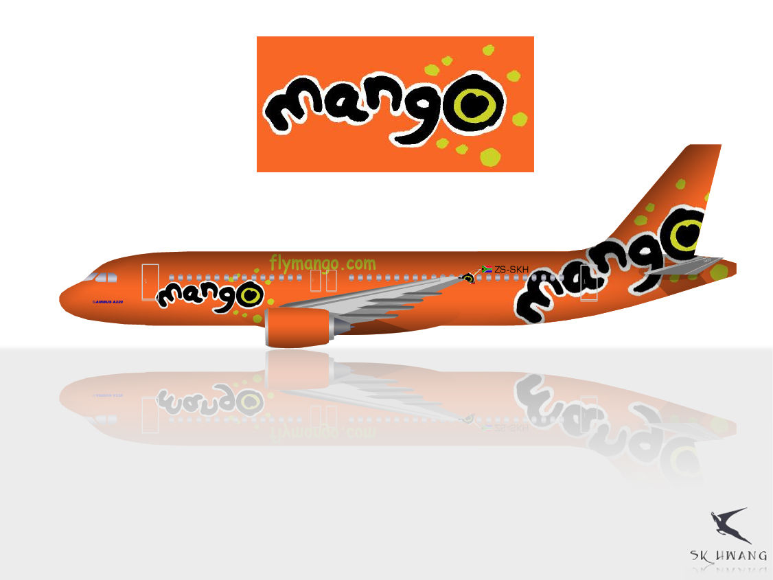 Mango Airline Liveries