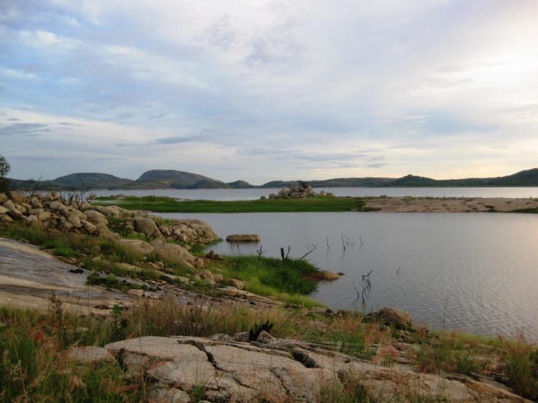 Lake Mutirikwe (Lake Kyle)