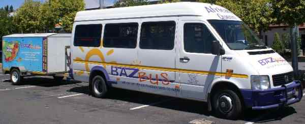 a8a59738dbd Baz Bus Bookings