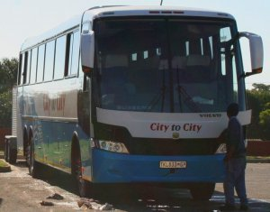City to City bus